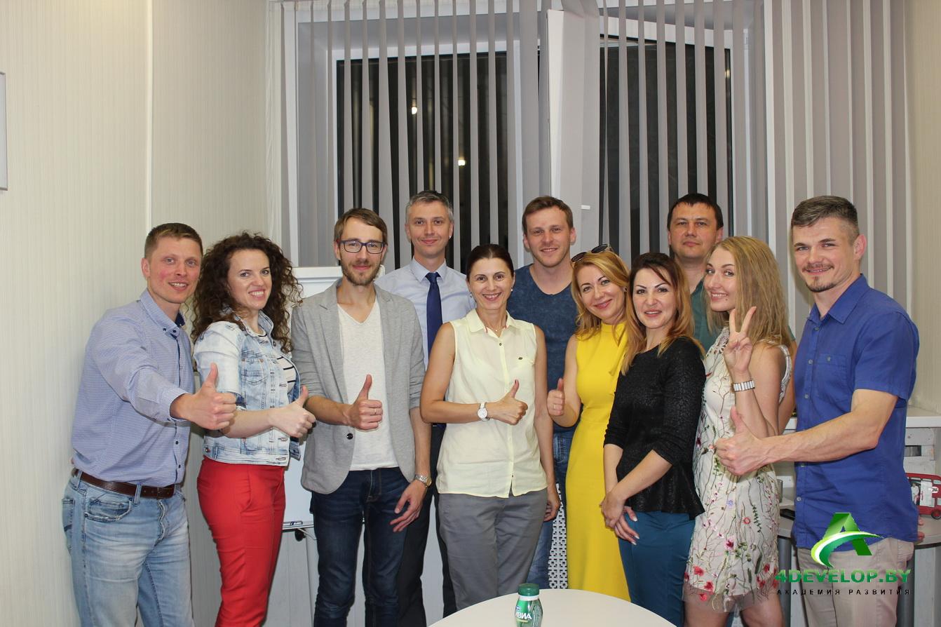 Фото отчет и отзывы с летнего курса Ораторского искусства Дмитрия Смирнова