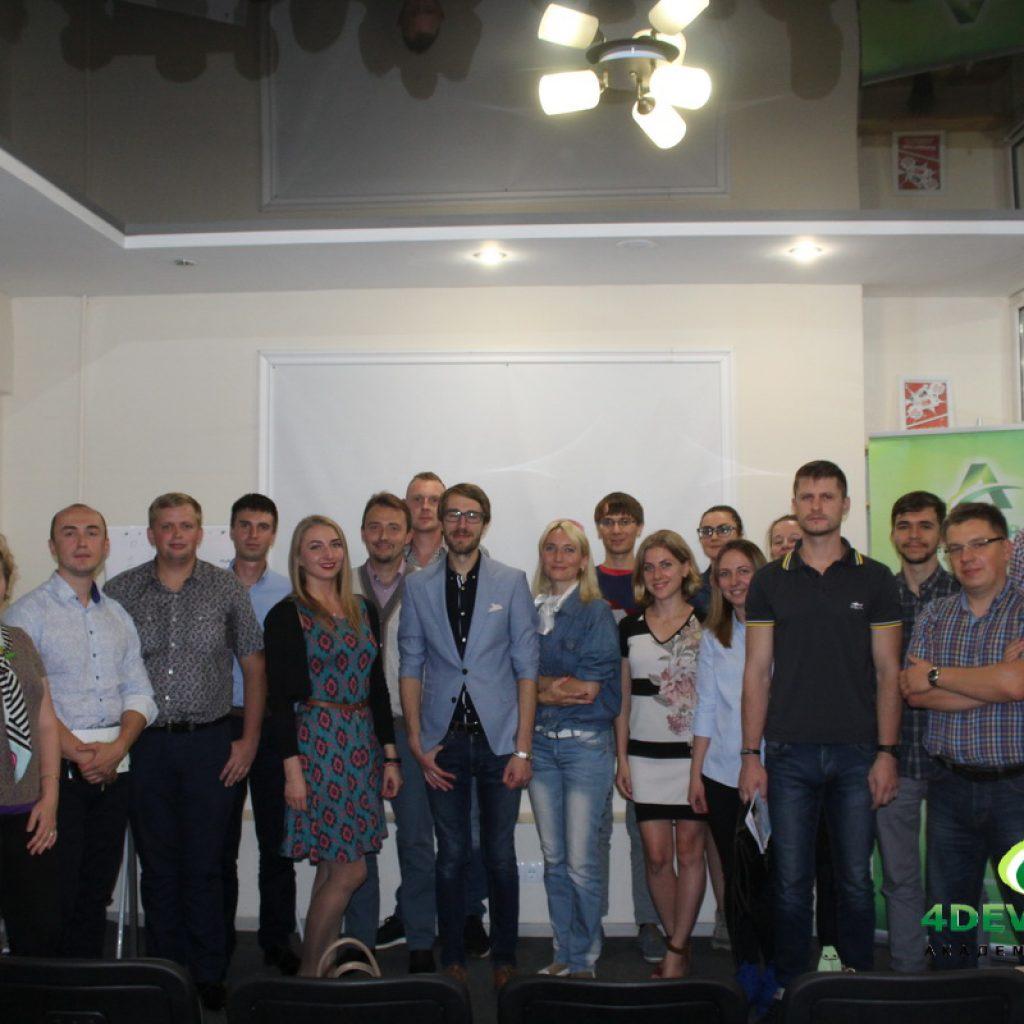 Презентация себя и бизнеса Тренинг Дмитрия Смирнова в Минске 17