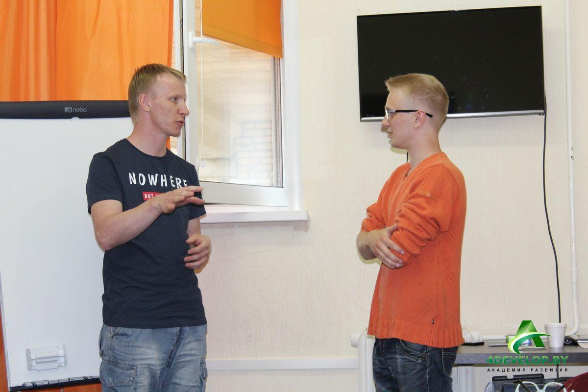 Ораторские курсы в Минске 6
