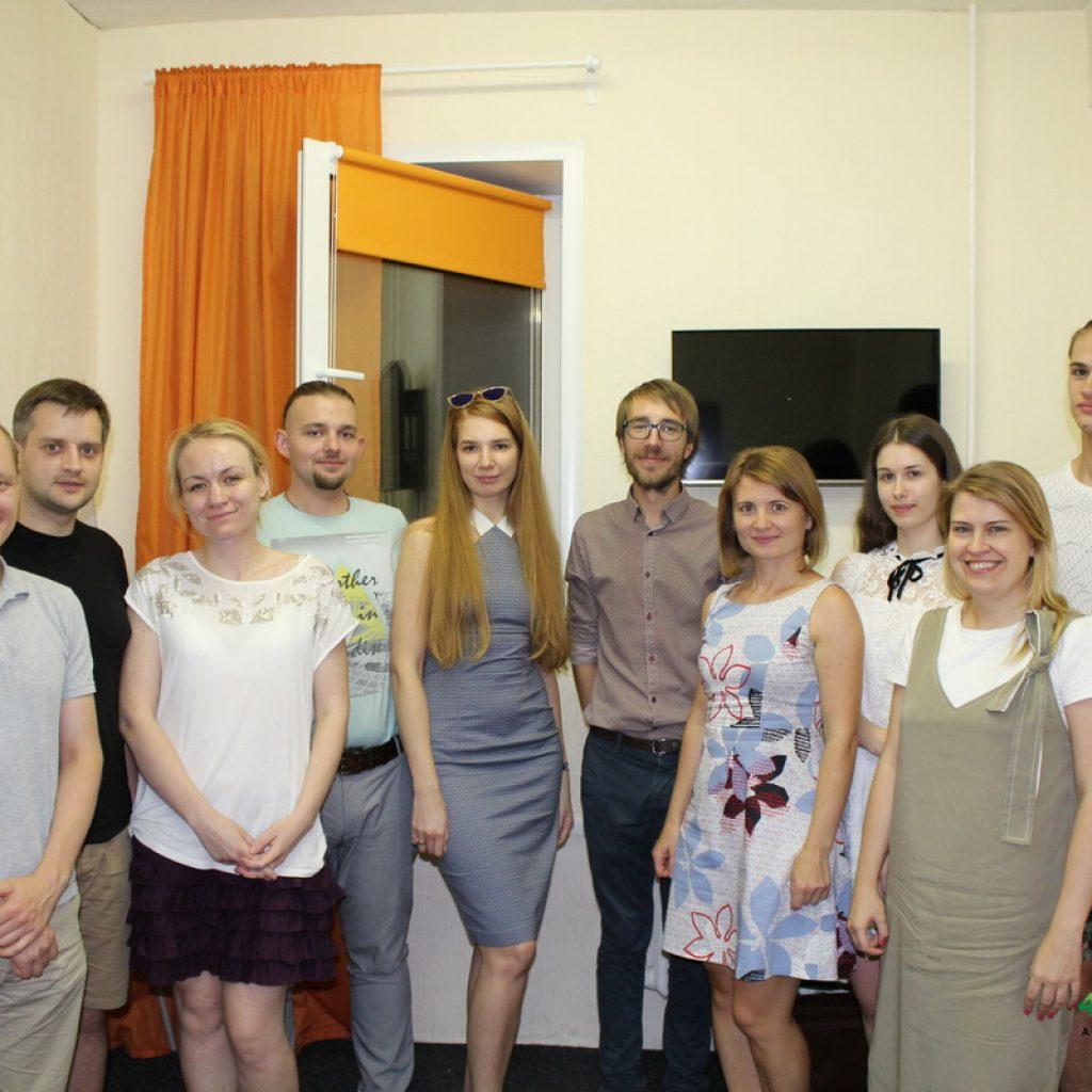 Ораторское искусство Минск 16