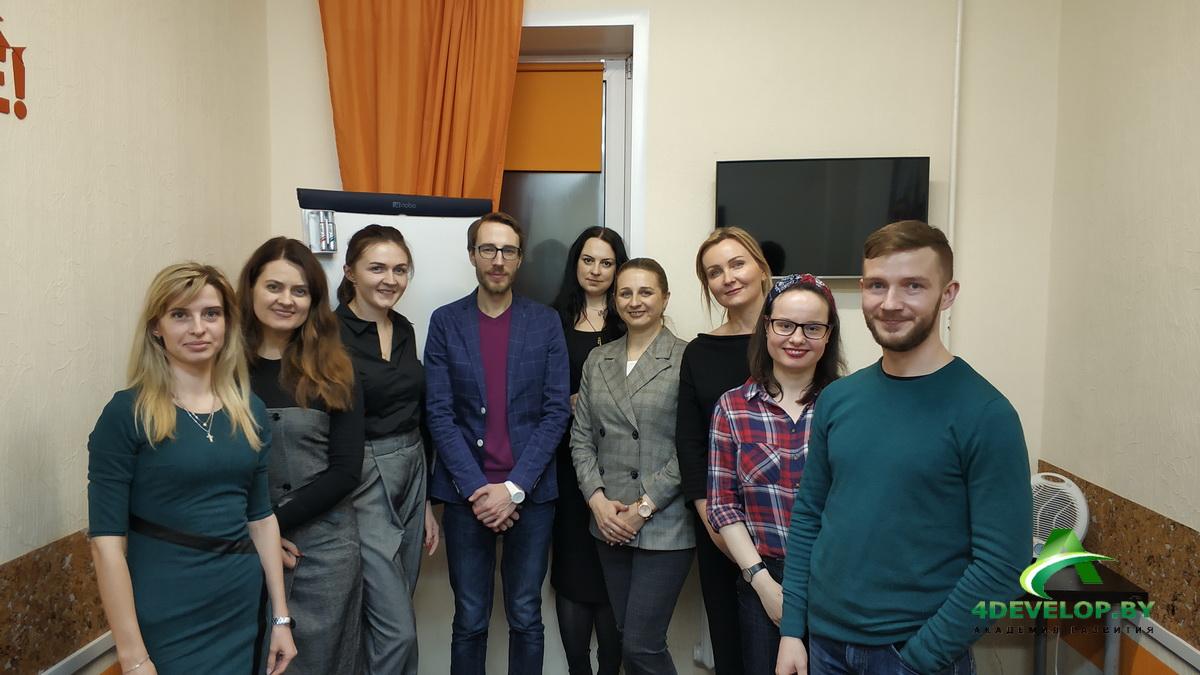 Отчет с курса Ораторского искусства Дмитрия Смирнова