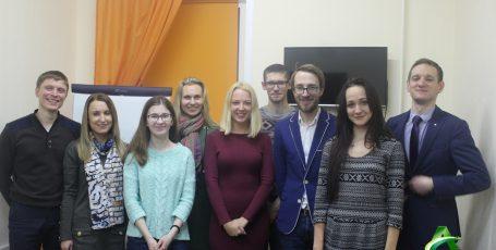 Отчет с 1-го январского курса Ораторского искусства Дмитрия Смирнова