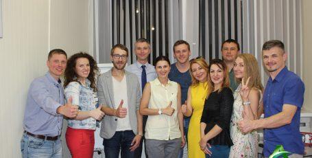 Фотоотчет и отзывы с летнего курса Ораторского искусства Дмитрия Смирнова