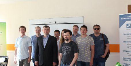 Отчет с тренинга «Инвестирование в Беларуси» Виталия Рунцо
