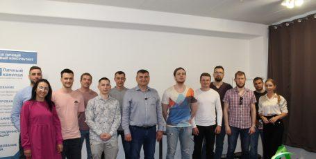 Отчет с тренинга «Инвестирование в Беларуси и за рубежом» 29.5.21