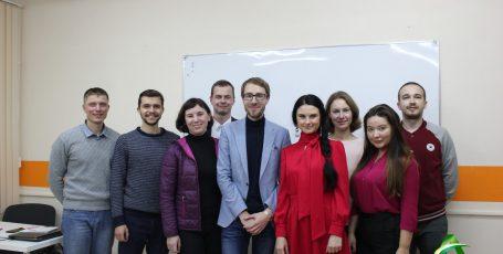 Отчет с октябрьского курса «Ораторское искусство» Дмитрия Смирнова