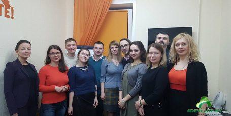 Отчет со 2-го январского курса Ораторского искусства Дмитрия Смирнова