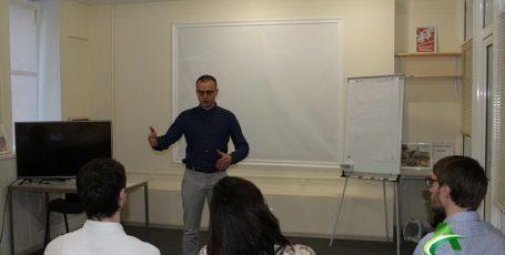 Фото отчет 3-й встречи Ораторского клуба в Минске