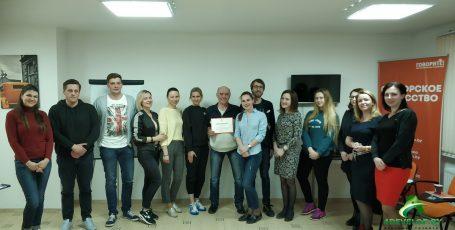 Отчет с курса Ораторского искусства (12.03-16.04.19)