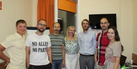 Отчет с июльского курса Ораторское Искусство Дмитрия Смирнова