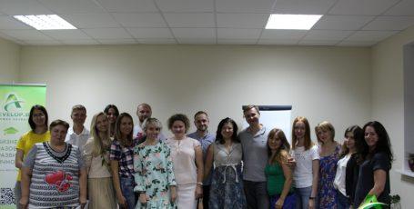 Отчет с мастер-класса «Внутренняя женщина» Виталия Бамбура