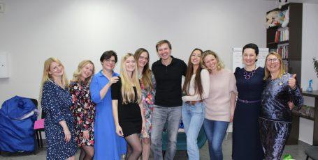Отчет с курса Виталия Бамбура «Женский круг — 3»