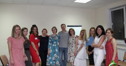Отчет с курса «Женский круг» Виталия Бамбура