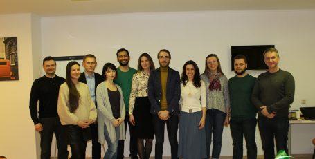 Отчет с курса ораторского мастерства январь-февраль Дмитрия Смирнова