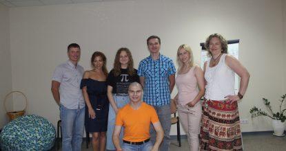 Отчет с курса «Терапевтическая группа» Виталия Бамбура