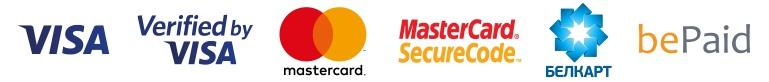 Способ оплаты услуги Банковской карточкой через Интернет