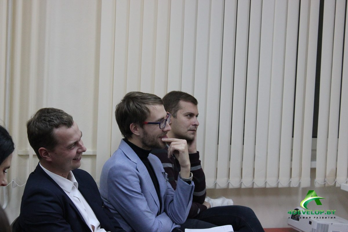 Курсы ораторского искусства Дмитрия Смирнова2