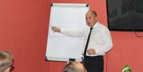 Фото отчет с мастер-класса «Эффективные бизнес-процессы»