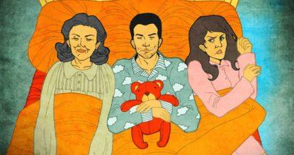 Чего ожидать, если мужчина маменькин сынок?