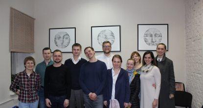 Отчет с курса «Терапевтическая группа» 12.2017 — 04.2018
