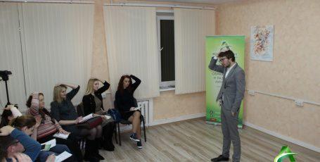 Фото отчет с тренинга Дмитрия Смирнова «Презентация себя и бизнеса» (28.03.17)