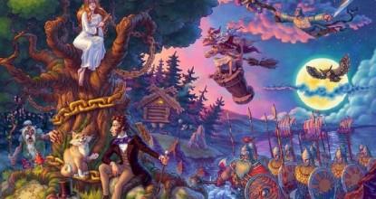 Спиральная динамика: фиолетовая струна — Тамерлан и Король лев